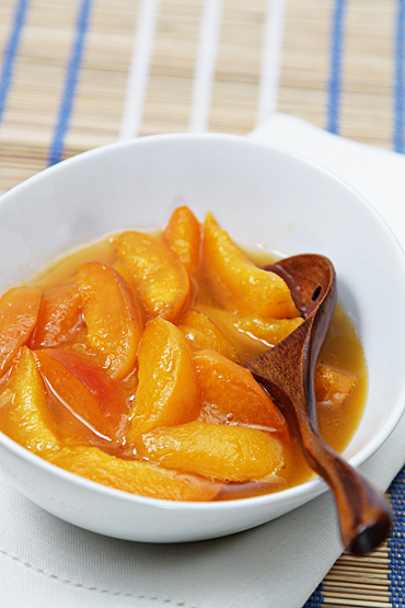 Food and Style - Apricot compote