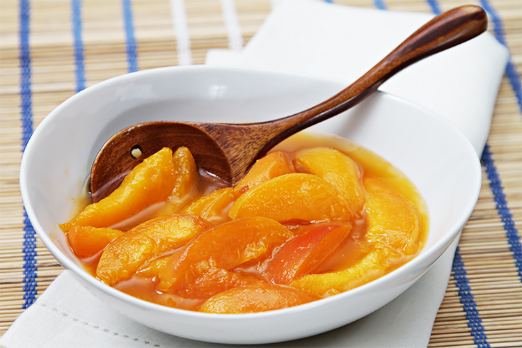 Apricot compote with scotch whisky food style apricot compote with scotch whisky and ice cream forumfinder Images