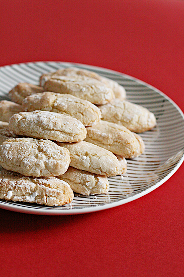 Food and Style - Sienese almond cookies