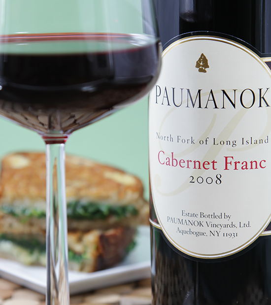 Paumanok Vineyards, Cabernet Franc 2008