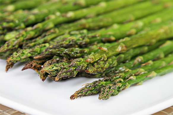 Roasted asparagus-cropped