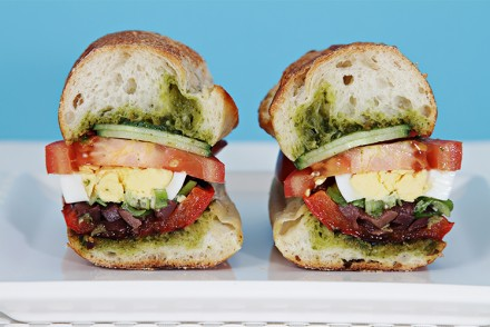 Avocado panini with smoked provolone | Food & Style