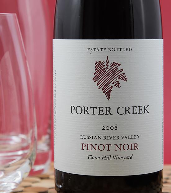 Porter Creek 2008 Pinot Noir