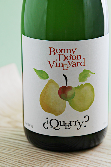 Bonny Doon Vineyard Querry hard sparkling cider