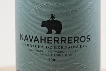 Bernabeleva - Navaherreros Grenache 2009