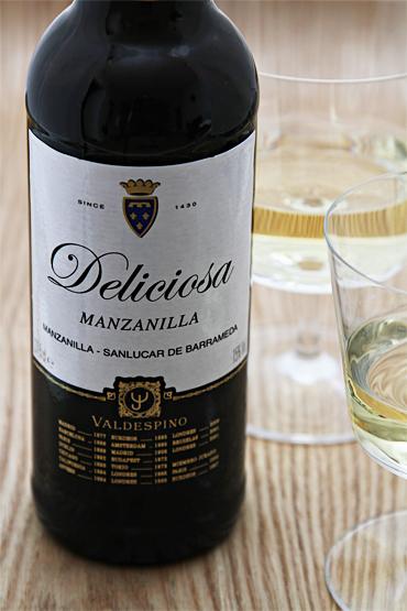 Valdespino Jerez-Xeres-Sherry Deliciosa Manzanilla