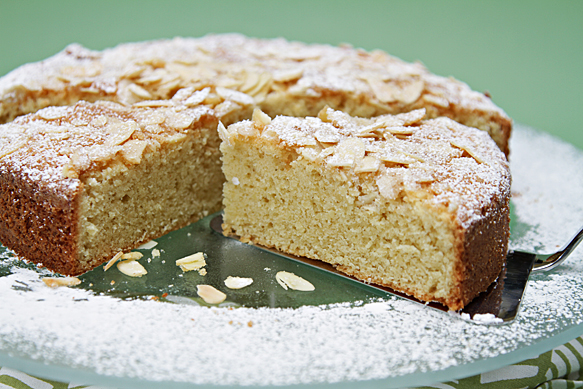 Food and Style - Almond cake