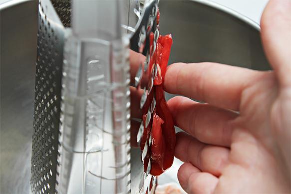 Tomato vinaigrette - step1