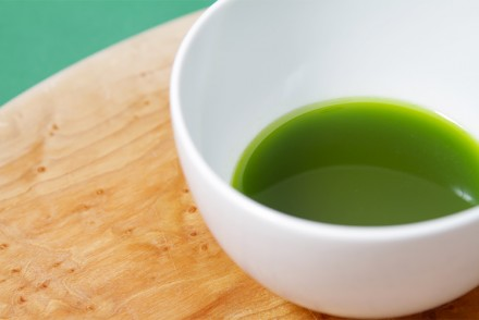 Chive-infused oil