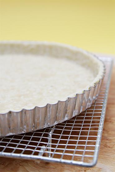 Parmesan tart dough