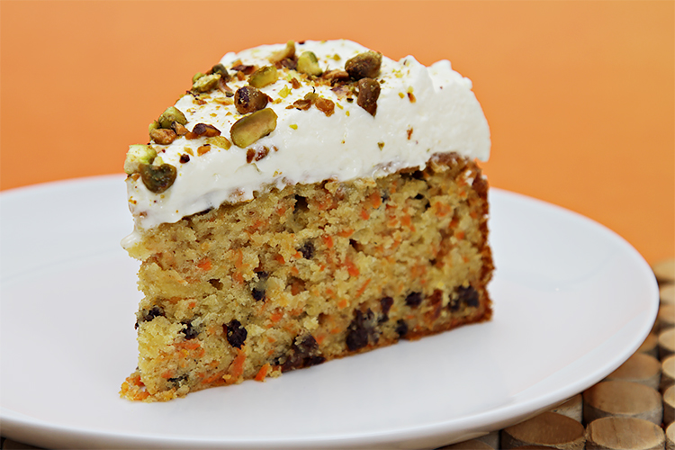 Cardamom Spiced Carrot Cake Recipe Food Style