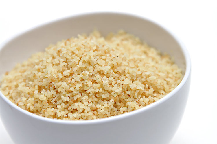 Toasted couscous