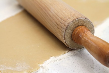 Pastry dough for sweet tart crust
