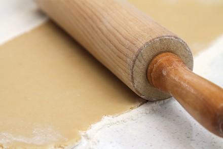 Pastry dough for sweet tart crust