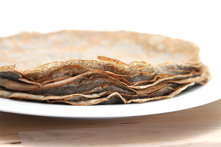 Perfect Buckwheat Crepes Recipe Food Style