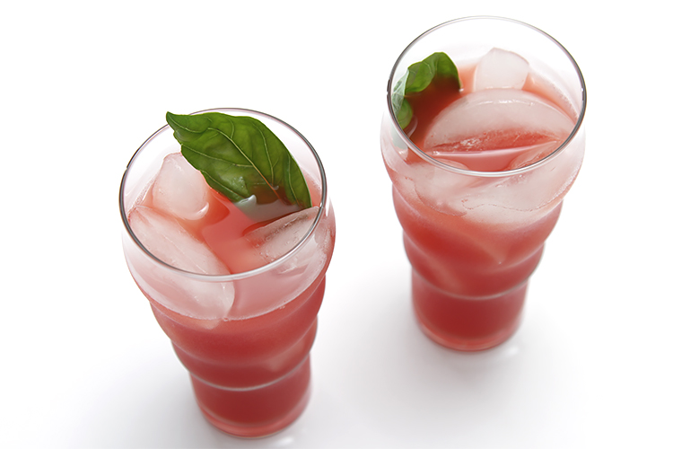 Watermelon agua fresca with basil and cayenne Ultimate refreshment ...