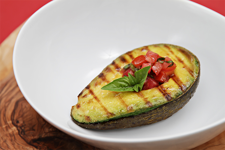 Grilled avocado A superb vegetarian grilling option for your summer ...