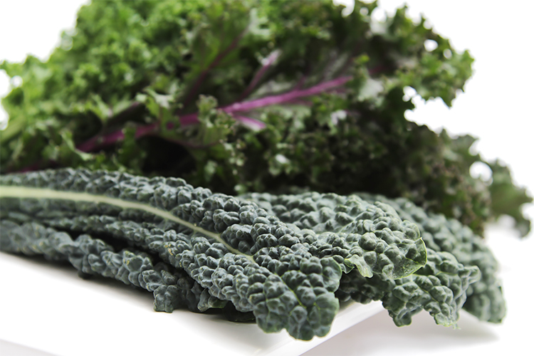 3 kinds of kale - Can I Freeze Kale